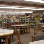 Mrs Hembree's library