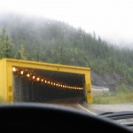 Mountain tunnels