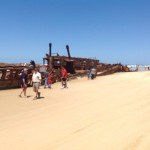 Maheno shipwreck 1935
